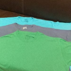 Bundle of assorted t-shirts